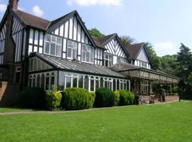 The oaklands hotel, hotel near Beeston Castle, Weaverham