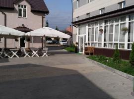 Айсберг Хаус, отель рядом с аэропортом Международный аэропорт Шереметьево - SVO