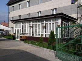 Iceberg House, hotel near Sheremetyevo International Airport - SVO,