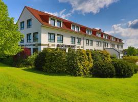 Hotel Sportwelt Radeberg, Hotel in der Nähe von: Museum Schloss Klippenstein, Radeberg