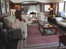 Sheppard Boutique Guest House, accommodation in Nelspruit