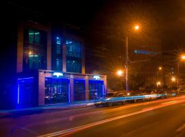 Hotel Aqua, hotel din Târgu Jiu