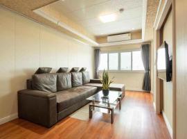 Sukhumvit 101 IT Apartment, homestay in Bangkok