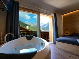 Nova Lodge, apartmán v Livignu