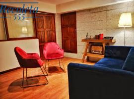 Casa Recoleta 555, B&B in Cusco