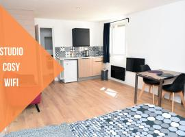 STUDIO RIGAUD, pet-friendly hotel in Montpellier