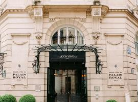 Grand Hôtel Du Palais Royal, hotel near Rue de Rivoli, Paris