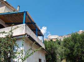 Le Fogliarine (Pisciotta Cilento), villa in Pisciotta