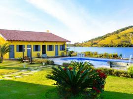 TuTu TonTo Acomodações e Lazer, hotel with pools in Capitólio