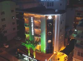 Cleopatra City Hotel, отель в городе Аланья