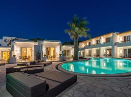 Omnia Mykonos Boutique Hotel & Suites, hotel in Ornos