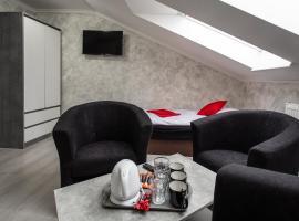 Penzion Bardejov, hotel v Bardejove