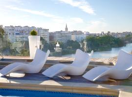 Ribera de Triana Hotel, hotel v mestu Sevilla