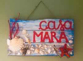 SUITES APARTAMENTS CASA MARA & CASA TEA, apartment in Maratea
