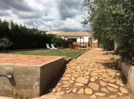 Cortijo el llano, villa en Granada