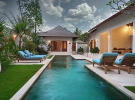 Andama Villa Lombok, villa in Kuta Lombok