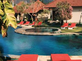 Puri Rinjani Bungalows, beach hotel in Kuta Lombok
