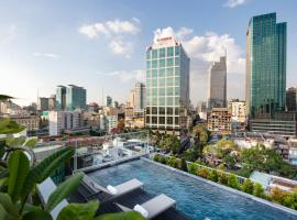 Innside by Melia Saigon Central, hotel near Nha Rong Wharf, Ho Chi Minh City
