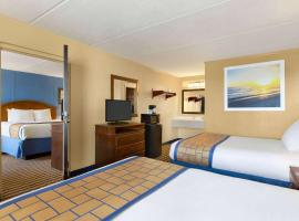 Days Inn & Suites by Wyndham Fort Bragg/Cross Creek Mall, hotel in Fayetteville