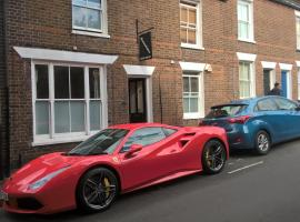 KEYFIELD TERRACE SERVICED APARTMENTS, apartment in Saint Albans