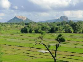 Organic Garden Sigiriya, hotel in Sigiriya