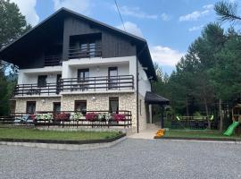 Apartmani Zeder Plitvička jezera, apartment in Rudanovac