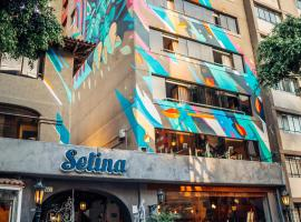 Selina Miraflores Lima, accessible hotel in Lima