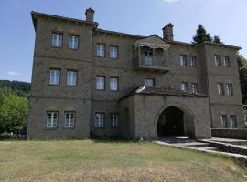 Hotel Petrotechno, hotel in Tsepelovo