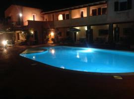 Hotel Villa Gemella, hotell i Baja Sardinia
