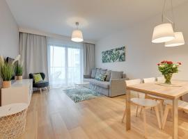 Wave Apartments - Nadmorze – hotel w pobliżu miejsca Westerplatte w Gdańsku