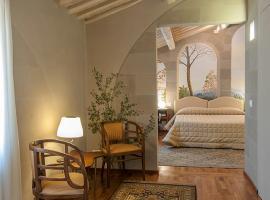Hotel Alla Corte degli Angeli, hotel a Lucca