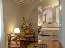 Hotel Alla Corte degli Angeli, отель в Лукке