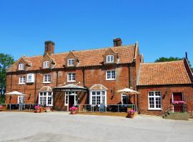 Kings Head Hotel, hotel near Bawburgh Golf Club, North Elmham