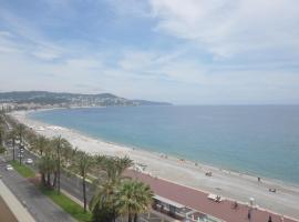 STUDIO PROMENADE FLORIDA BEACH, apartment in Nice