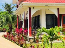 Tonga Holiday Villa, hotel in Nuku'alofa
