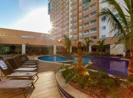 Olimpia Park Resort Hotel, hotel em Olímpia