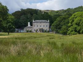 Brathay Hall - Brathay Trust, pet-friendly hotel in Ambleside