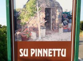 Su Pinnetu, glamping site in Orosei