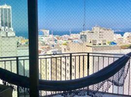 Lindo Apartamento para Reveillon Copacabana com Vista Mar e Fogos, hotel with pools in Rio de Janeiro