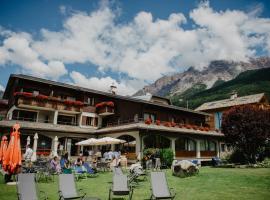 Hotel Nevada, hotel a Bormio