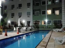 Costa atlantica, hotel in Fortaleza