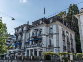 Hotel Beau Séjour Lucerne, hotel in Lucerne