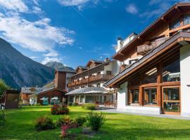 Montana Lodge & Spa, hotel in La Thuile