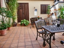 Hostal Rural Los Telares, hotel en Pastrana