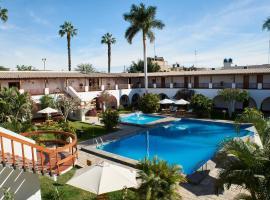 DM Hoteles Nasca, hotel in Nazca