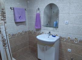 SPARTA Apartment Complex, hotel in Sevan