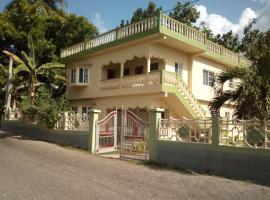 Fairy Hill Palms, homestay in Port Antonio