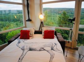 Ardennes Forest, hotel in Nassogne