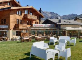 Alpino Lodge Bivio, hotel v Livignu