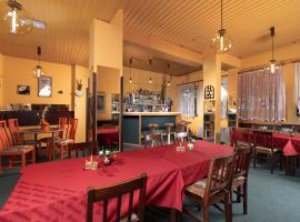 Ubytovna Z-SPORT – hotel w Nowym Mieście nad Metują